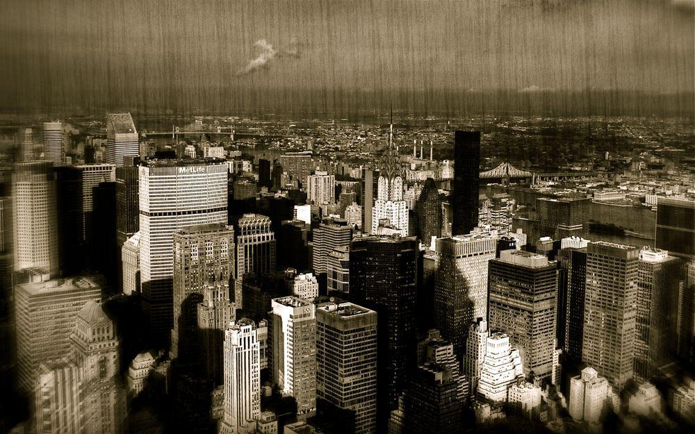 Top of New York City