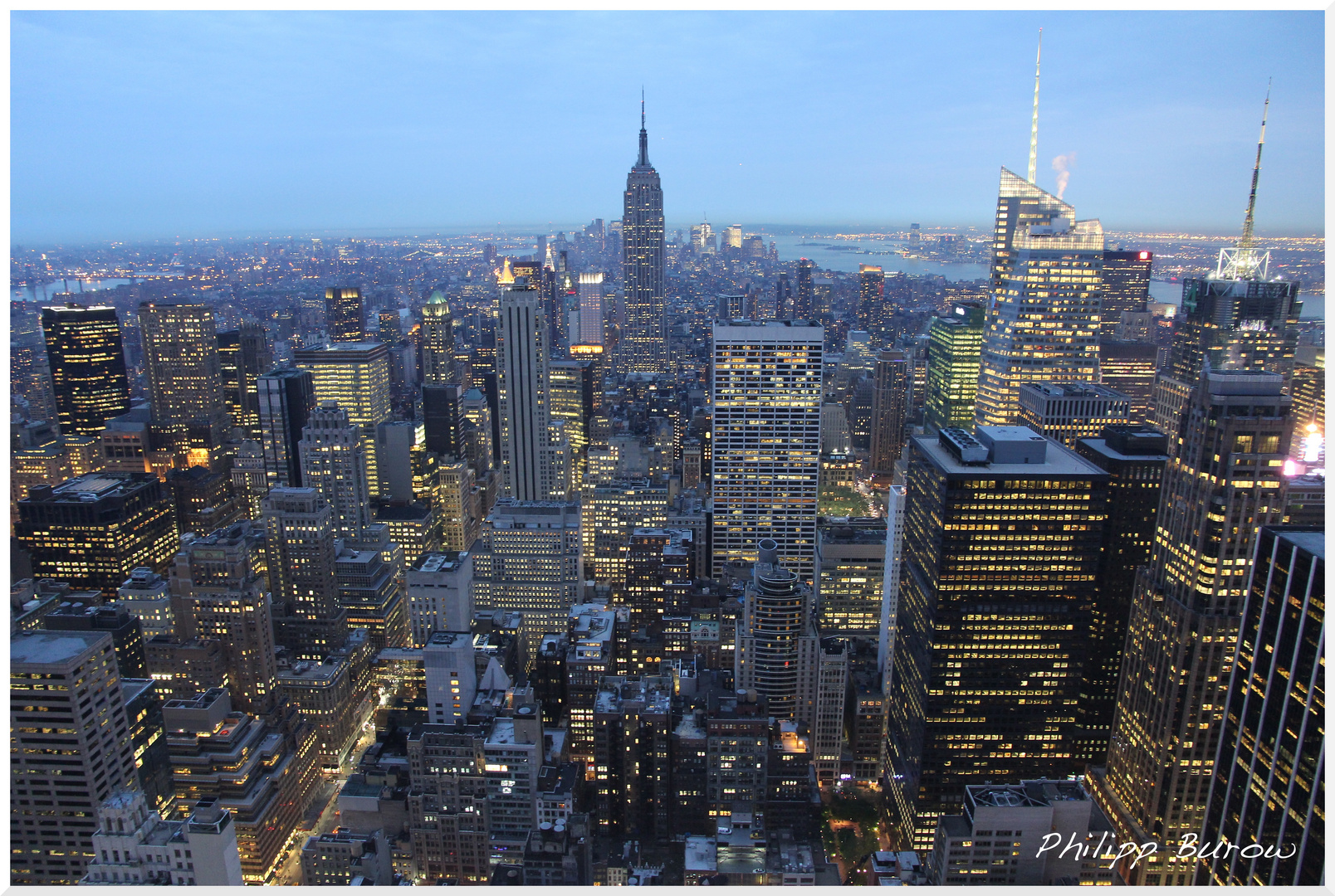 Top of the Rock -again-