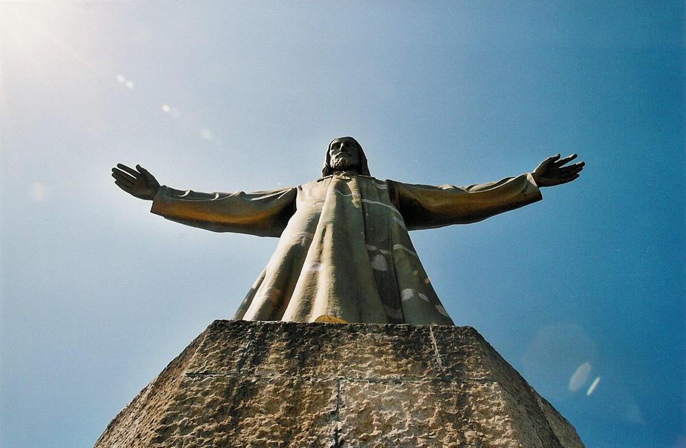 Top of the Tibidabo