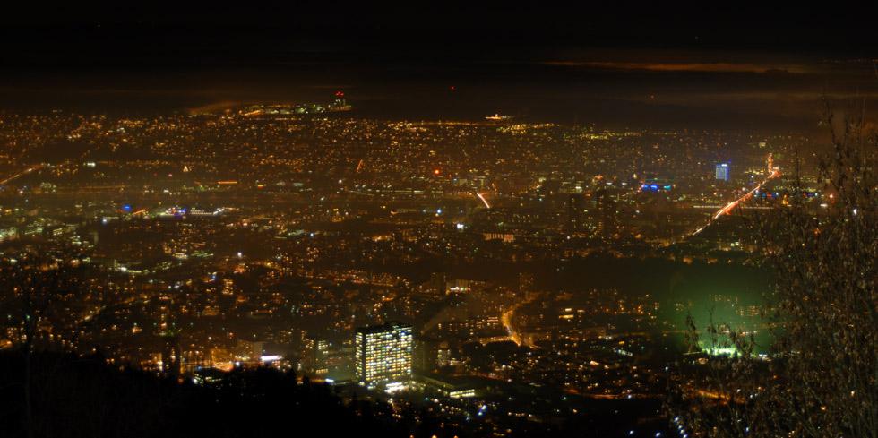 Top of Zurich -1-