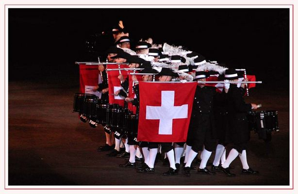 Top Secret Drum Corps...