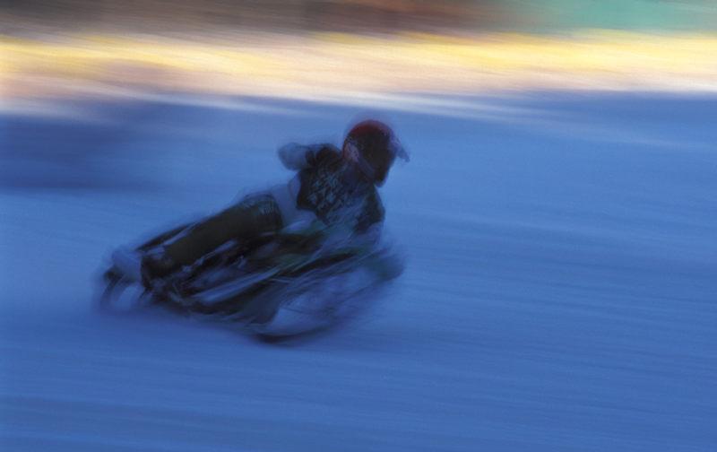Top-Speed auf Eis