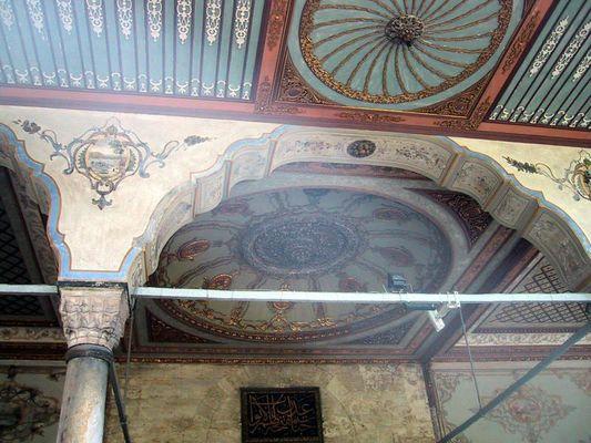 Topkapi Palace - Harem gate