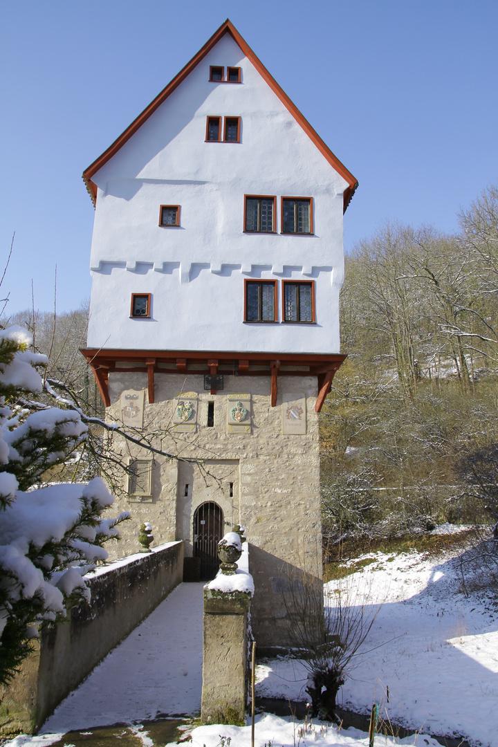 Topplerschlösschen Rothenburg o.d.Tauber