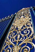 Tor am Eingang zu Les Tuileries