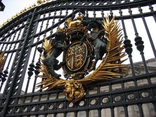 Tor des Buckingham Palace
