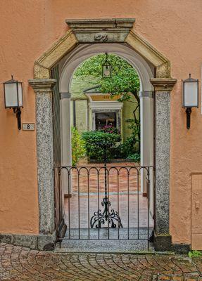 Tor Eingang