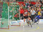 Tor für Ehrenberg, DM im Radball 2013, Rundsporthalle Baunatal