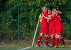 Tor gegen den SV Sandhausen
