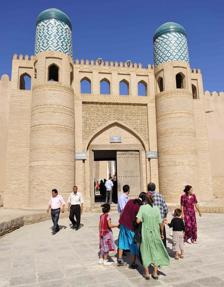 Tor in Khiwa