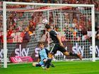 Tor von Miro Klose gegen Iker Casillas