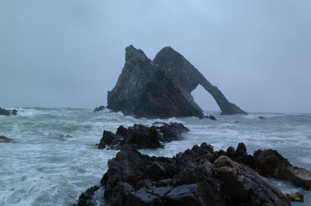 Tor zum Meer