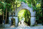 Tor zum Schloß Landsberg