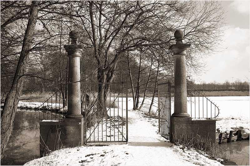 Tor zur Burg Gemen