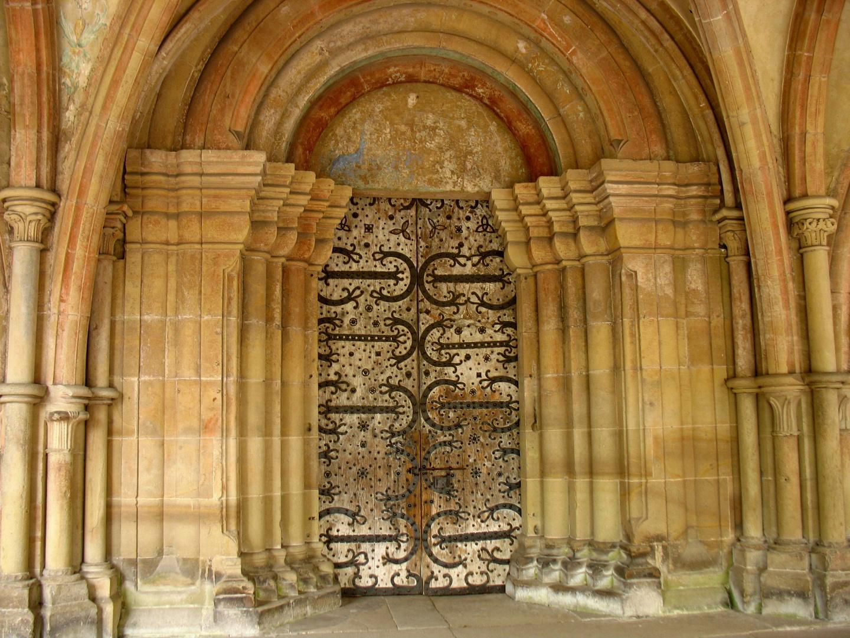 Tor zur Klosterkirche Maulbronn