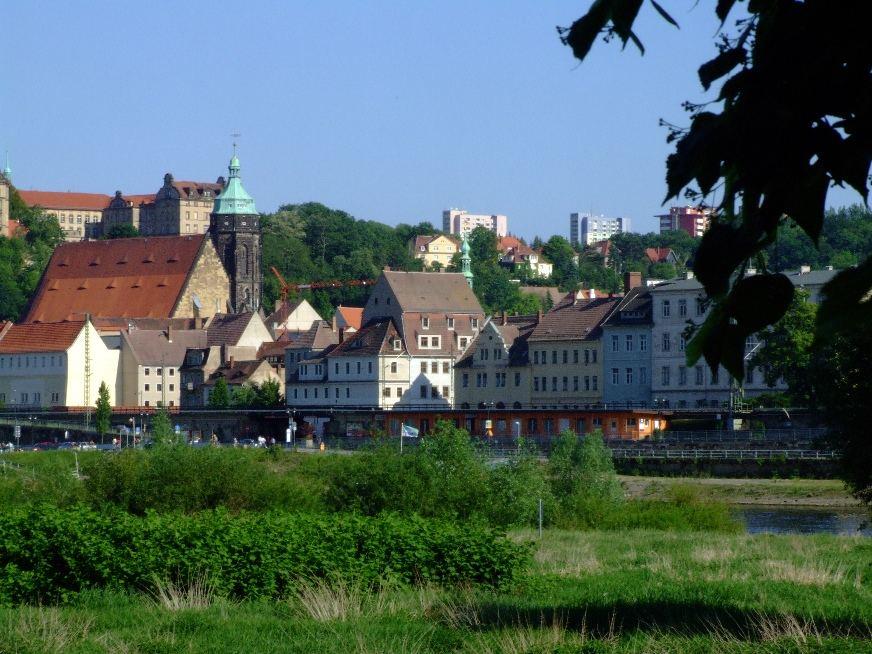 Tor zur Sächsischen Schweiz