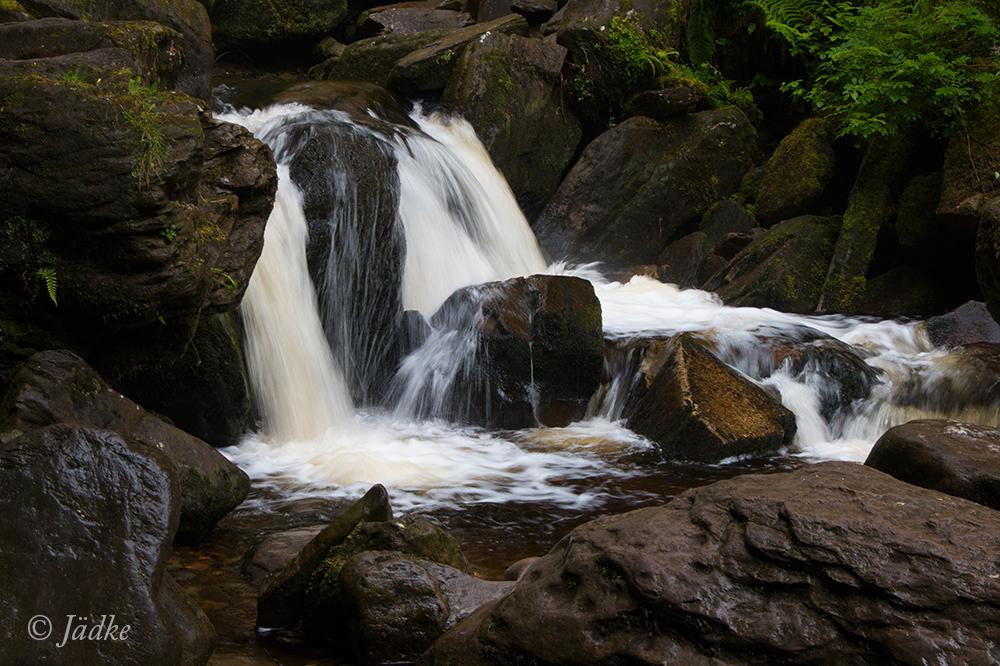 Torc Waterfall - Killarney National Park
