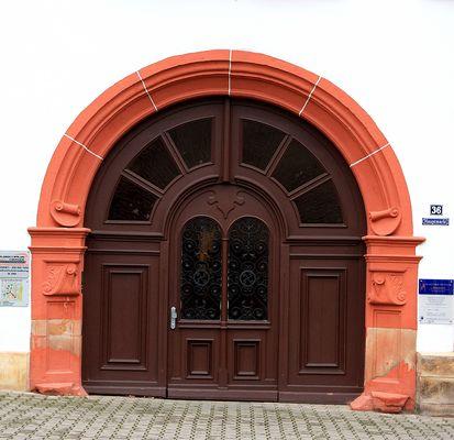 Tore und Türen in Gotha 3
