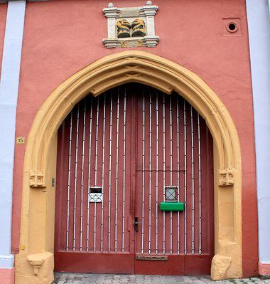 Tore und Türen in Gotha 7