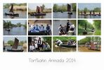 Torfkahn Armada 2014