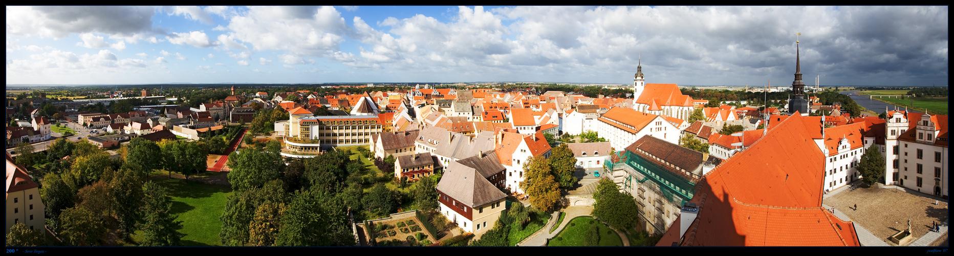 Torgau - Draufsicht