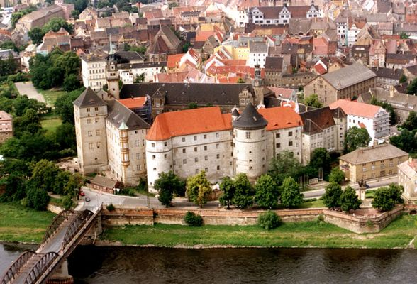 Torgau , Schloß Hartenfels