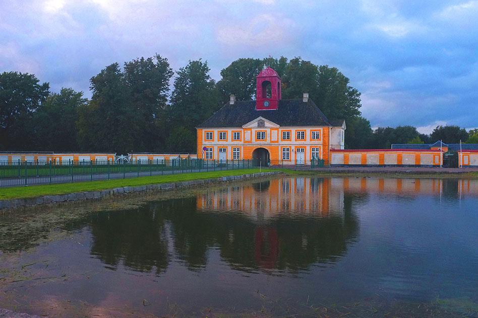 Torhaus bei Valdemars Slot