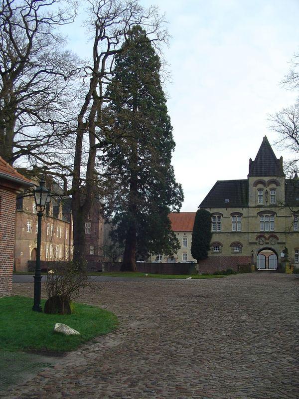 Torhaus Schloss Darfeld