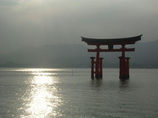 Torii flottant - Miyajima