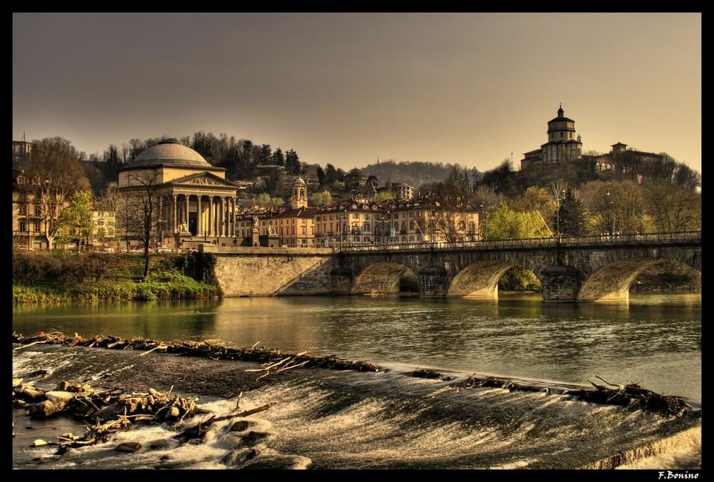 Torino... al fiorir di primavera