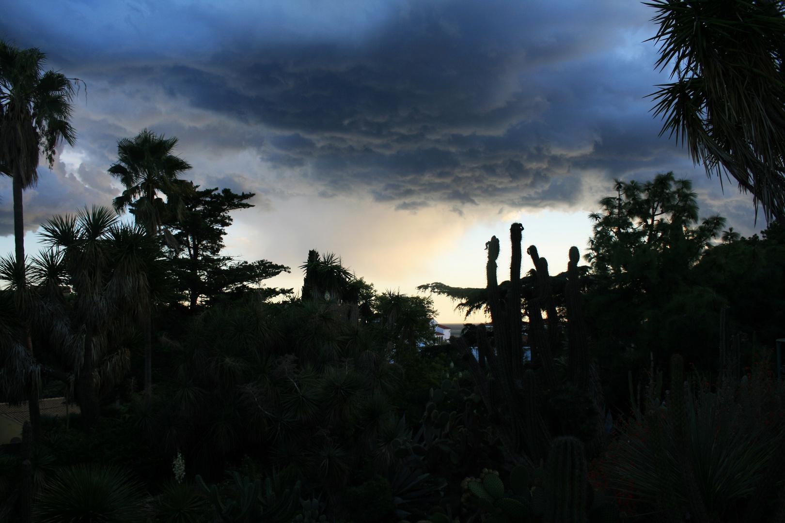 tormenta de agosto