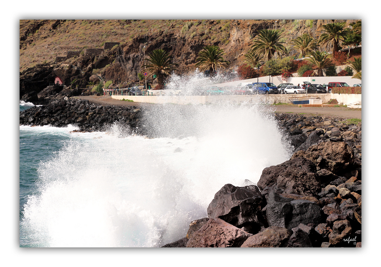 Tormenta IV: Donde rompen las olas.