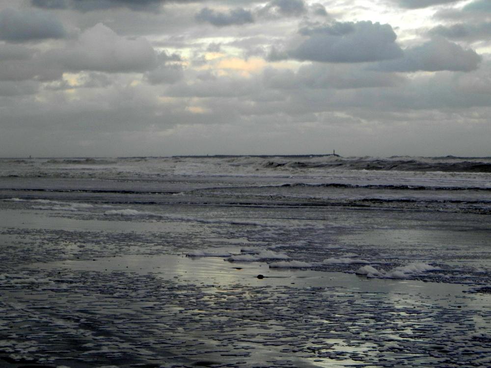 tormenta,sobre el mar