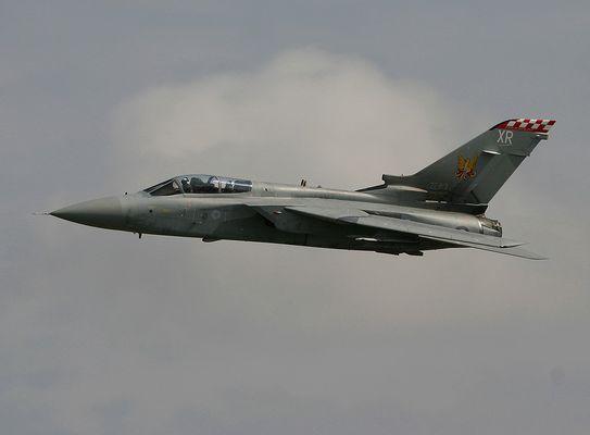 Tornado ADV - RIAT 2004 - Passaggio ad alta velocità
