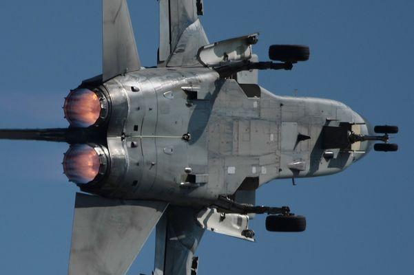 Tornado - Airshow Lugo 2008