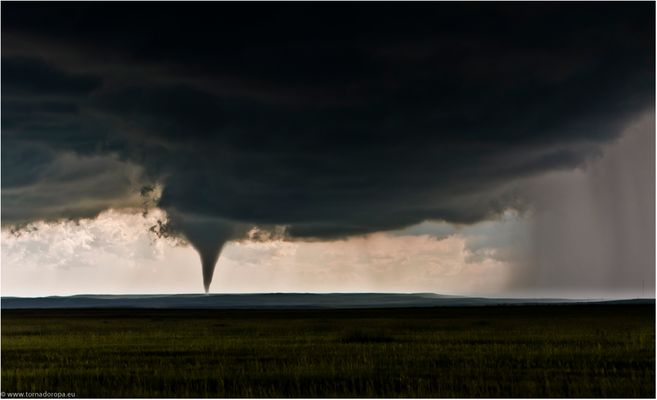 Tornado in Wyoming