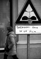 """"""" Tornerai come in un Film """""""