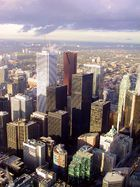 Toronto - Blick vom CN-Tower