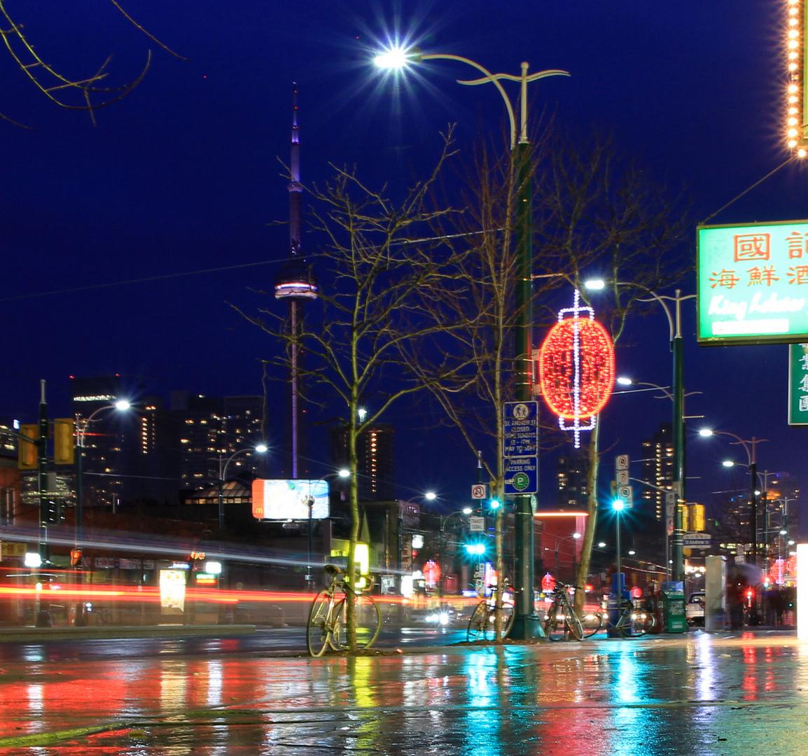 Toronto by Night I