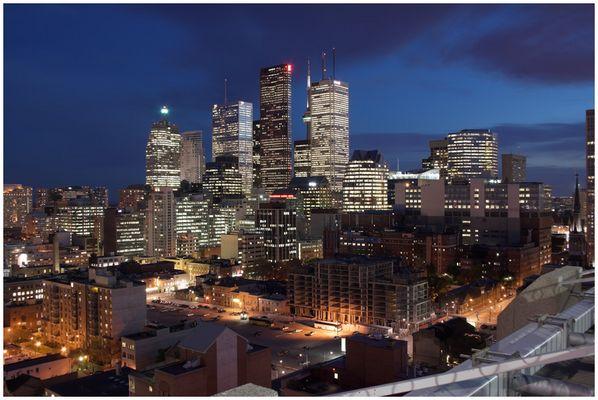Toronto DRI-Aufnahme
