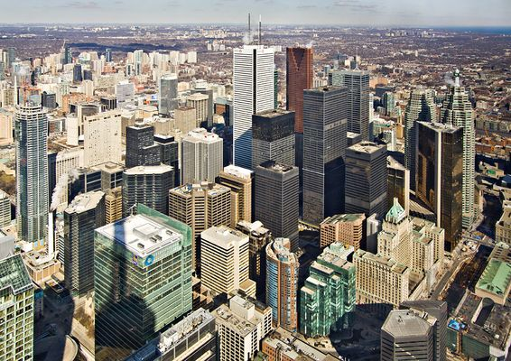 Toronto Feb. 2012