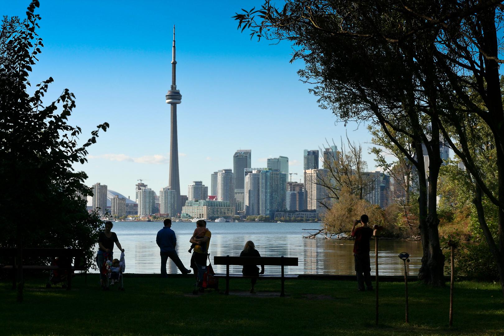 Toronto - Monday Afternoon