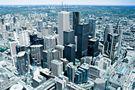 Toronto Skyline von Michael Sterzenbach