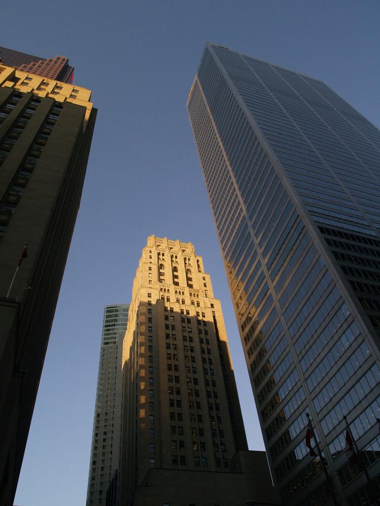 Toronto - Skyscraper 1