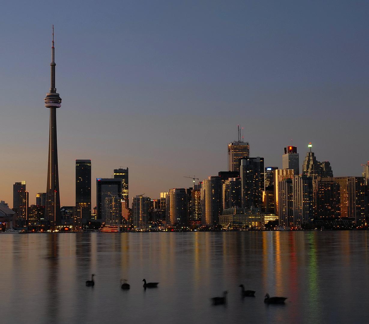 Toronto - Sunset