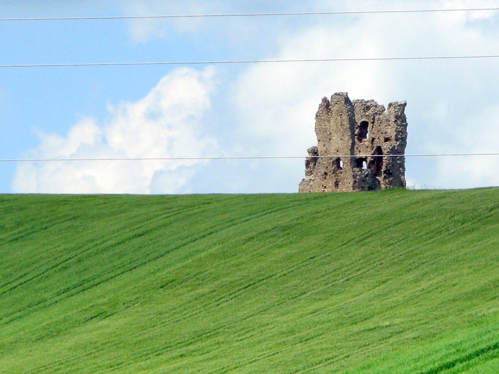 Torre Abbandonata