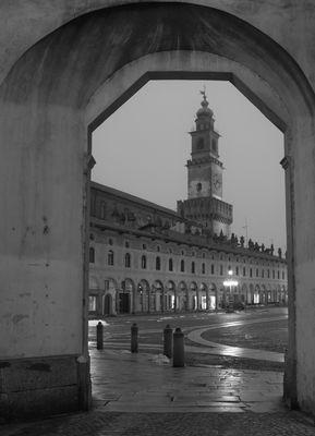 Torre bramante Vigevano