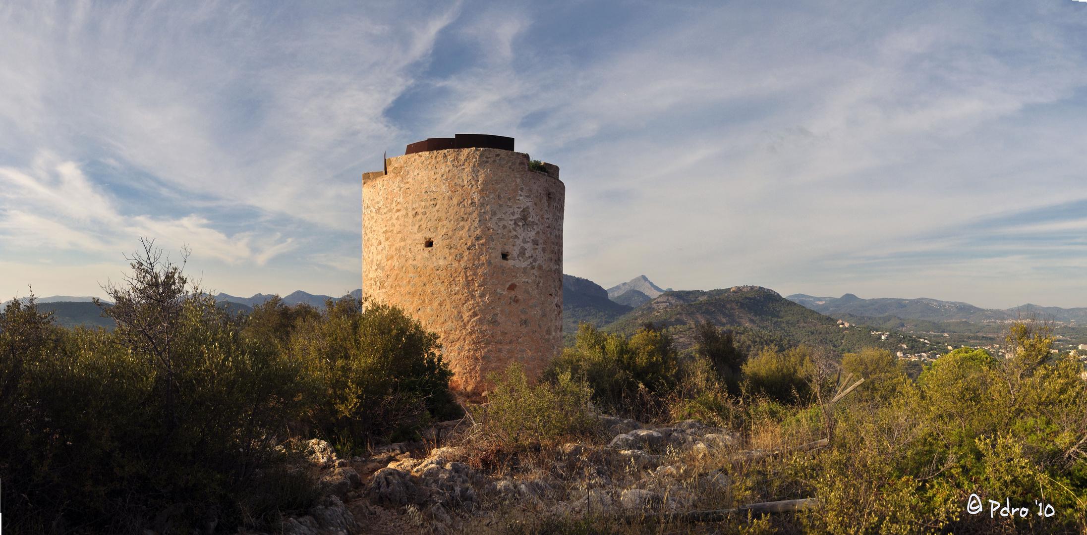 torre cap andritxol