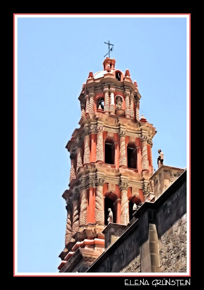 Torre catedral S.L.P