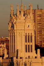 TORRE DE CORREOS (DESDE CIRCULO DE BELLAS ARTES)